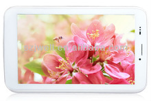 2014 New arrival 1024*600 IPS Screen Quad-core Gps bluetooth 1G/8GB szfamous 3g tablet android4.1 for Christmas Gift