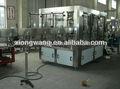 De alta velocidad de plástico automática botella de agua purificada máquinadellenado/línea/sistema
