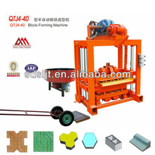 Multifunctional semi-automatic low cost equipment for paver block prices