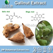 Gallnut Extract Powder Tannins 1401-55-4 from 3WBE