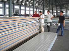 Polyurethane foam sandwich panel(PU Density:40 KGS/M3)