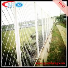 Chain Link Fence From Chiheng Ying Hang Yuan Metal Wire Mesh