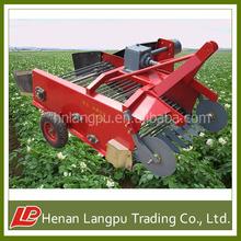 4U Tractor Peanut / Carrot / Cassava / Garlic / Ginger / Single Row Potato Harvester Machinery Small Sweet Potato Digger