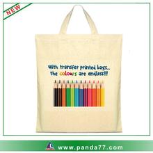 Weekend market canvas shoulder shopping bag