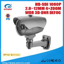 HD-SDI cctv license plate capture cameras