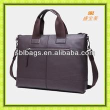 mens leather messenger bag,men bag factory,leather hide bags SBL-1020