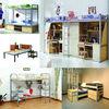 Guangzhou Everpretty manufacture design bedroom furniture metal bunk bed for adult students