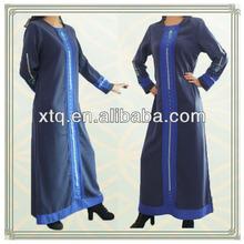 de transend islámica ropa las mujeres abaya 2014 caftán