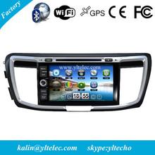 New and Hot Car DVD GPS for Honda Accord 9