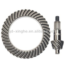 Qingdao Bedford J6-330 crown and pinion gear