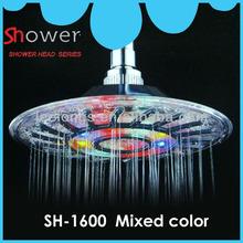 SH-1600 Leelongs LED Top Shower mixed color