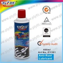 Srtong lubricating screw anti-rust