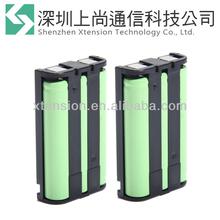 3.6V 850mAh Home Phone Cordless NI-MH Battery For Panasonic HHR-P104 HHRP104