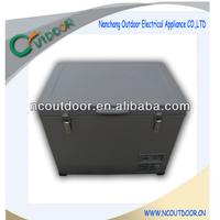 60L portable outdoor freezer 50 litre mini fridge