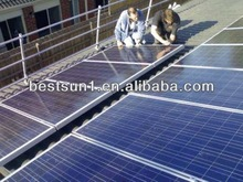 10KW high quality with top sales and CE/TUV proved best price power 100w solar panel