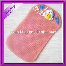 Popular soft rubber mobile non-slip mat