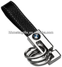 car leather keyring, keyring with leather, leather keychain keyring
