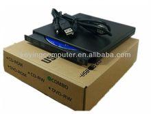 USB 2.0 External CD-RW Burner DVD/CD ROM Combo Drive