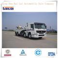 Howo 60t de auxilio vial/de remolque de camión/isuzu camión de auxilio de remolque de camión