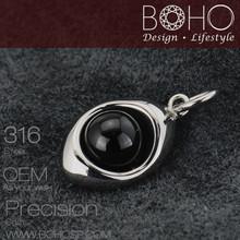 mens onyx pendants/ stones for jewelry