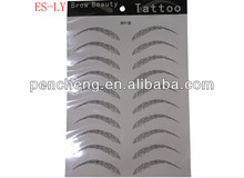 Professional Eyebrow Stencils Template Shaping DIY Beauty Tool