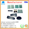 Dongguan factory customed Sticky Silicone Rubber Pads