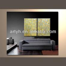 2013 Hot order handpainted living room home decor design