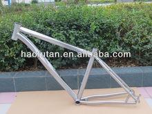 "27.5"" bicycle titanium helix frame-16.5"""