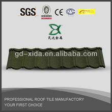 Metro metal roof tile
