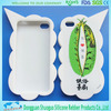 wholesale personalized mobile phone silicon case for iphone