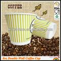 jetables tasse de papier café grec