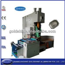 automatic aluminium foil punch machine