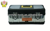 Plastic tool boxes for car trunk