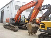 second-hand Hydraulic Excavator ZX210LC-3