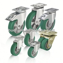 Hot Sale ISO9001 Certificated Long Working Life luggage caster