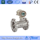 RS485 Mechaincal/electronic diesel fuel flow meter/crude oil flow meter