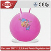Cute sheep handle jumping ball funny toy