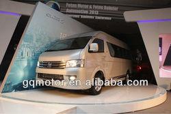 RHD foron view minibus/ petrol engine