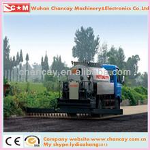 Construction machine 11.5ton 6000L LMT5111GLQ 6m asphalt sprayer truck for sale