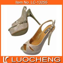 Woman High Quality Dress Shoe High Heel