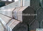 BS1387 hot dip galvanized steel tube