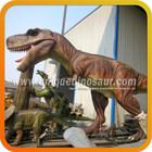 Customized Fiberglass Statues Dinosaur Garden Decoration
