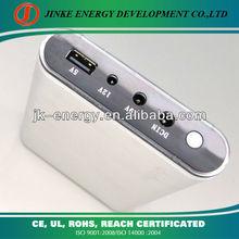 Premium quality aluminium alloy case multi-functional 18000mah power bank for phones,laptop,tablet PC