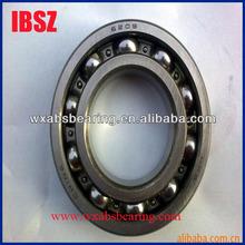distribute oil less slide& customized rubber Deep Groove ball Bearings