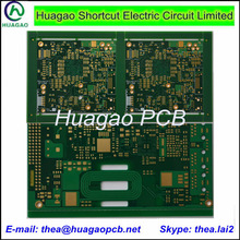 Green FR4 thick multilayer china pcb provider