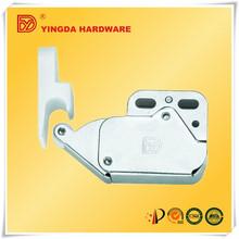 Door catch latch/plastic cabinet door shock absorber