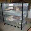 Galvanized Chinchilla Cage For Sale
