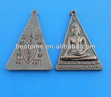 Customize antique cooper metal pendant