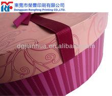Luxury Jewelry Box With Ribbon.