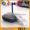 Hot Selling CS848 Android TV BOX RK3066 Dual Core CORTEX-A9 8G Bluetooth Android 4.1Mini PC SET TOP BOX